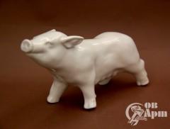 "Скульптура ""Свинка"""
